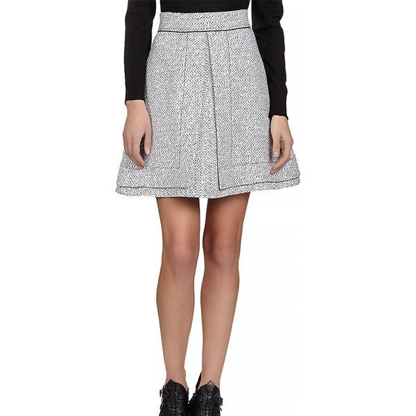 Proenza Schouler Proenza Schouler Tweed A-Line Skirt