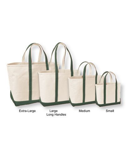 L.L.Bean Boat and Tote Bag