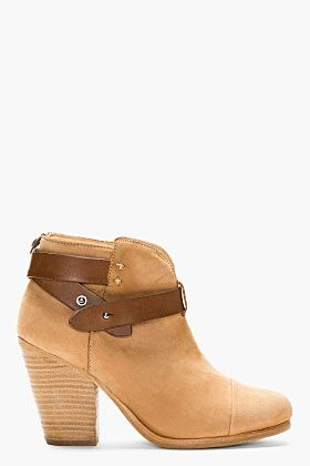 Rag & Bone Harrow Ankle Boots