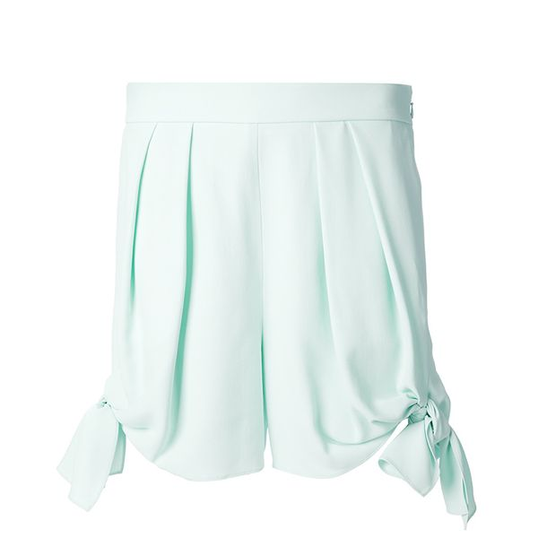 Chloe Draped Skirt Looking Shorts