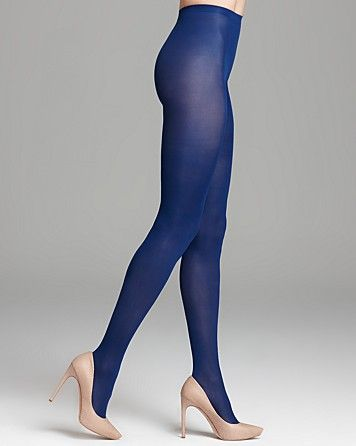 HUE Opaque Tights