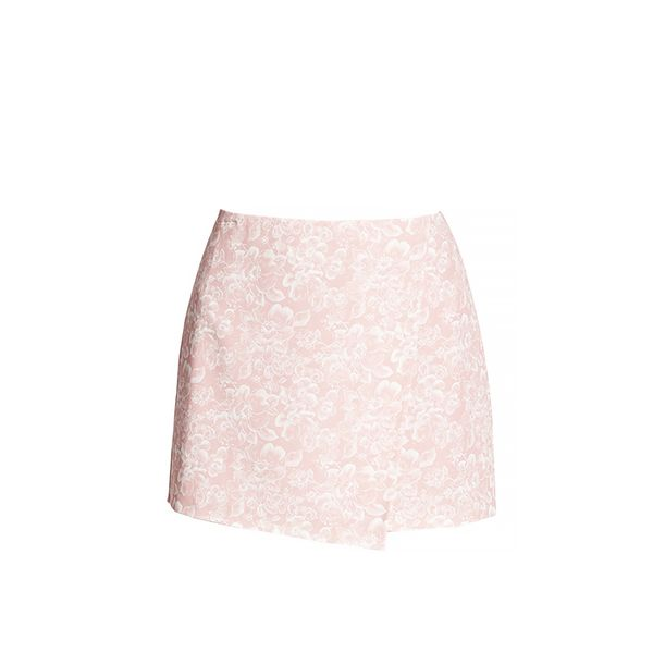 Forever 21 Favourite Floral Origami Skirt
