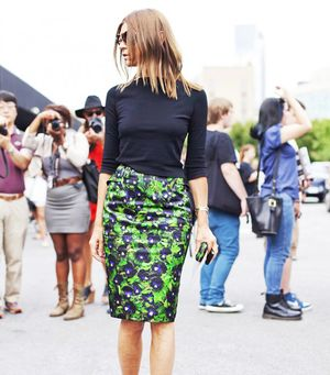 The Slimming Skirt Silhouette Every Woman Should Own