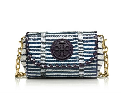 Tory Burch Marion Patchwork Cross-Body Bag
