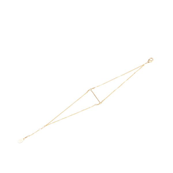 Gabriela Artigas Triangular Bar Bracelet