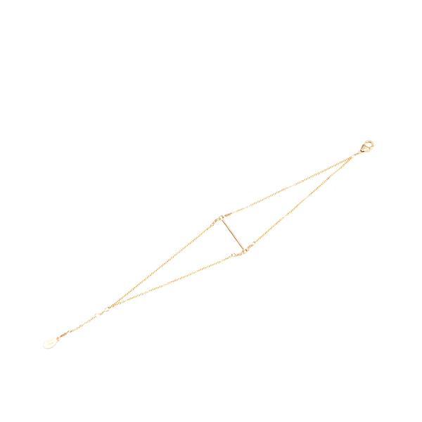 Gabriela Artigas Triangular Bar Bracelet