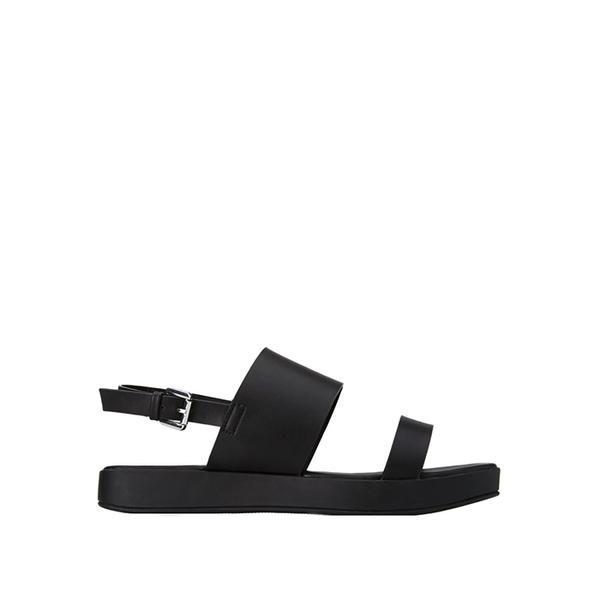 Forever 21 Chunky Flatform Sandals