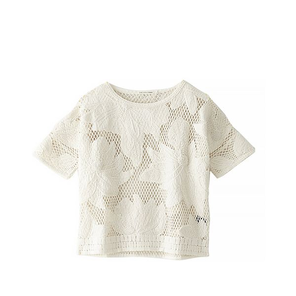 Isabel Marant Etoile Isabel Marant Etoile Calice Embroidered Top