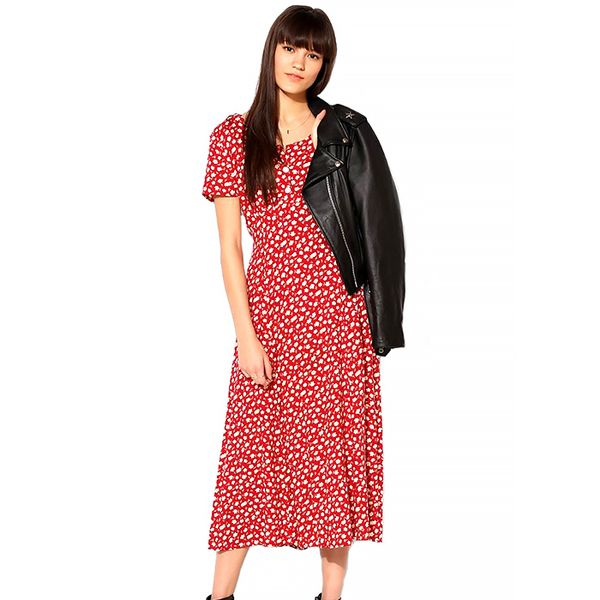 Urban Renewal Urban Renewal 90s Blossom Maxi Dress