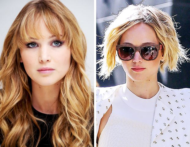 From Pixies to Plaits: 13 of Jennifer Lawrence's Best Hair Moments