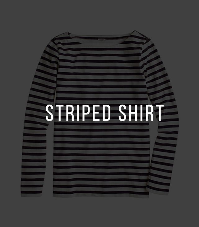 1. Striped Shirt