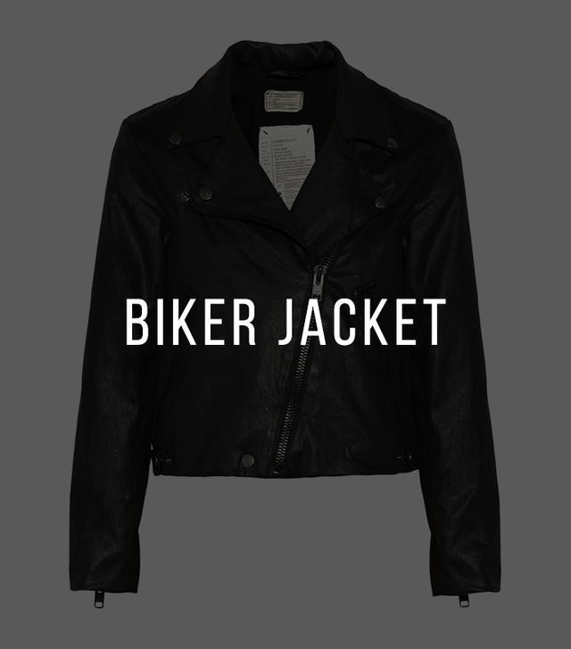 2. Biker Jacket