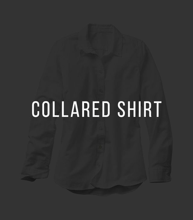7. Collared Shirt
