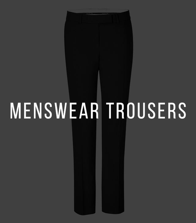 8. Menswear Trousers