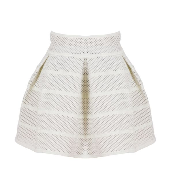 Modern Citizen Mesh Skater Skirt
