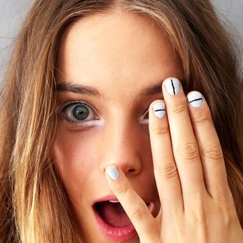 5 Striped Nail Looks To Try This Spring