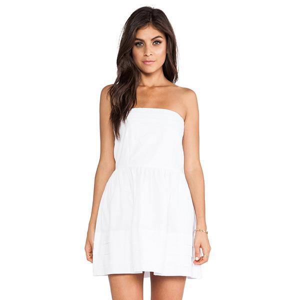 BB Dakota Megalyn Strapless Dress