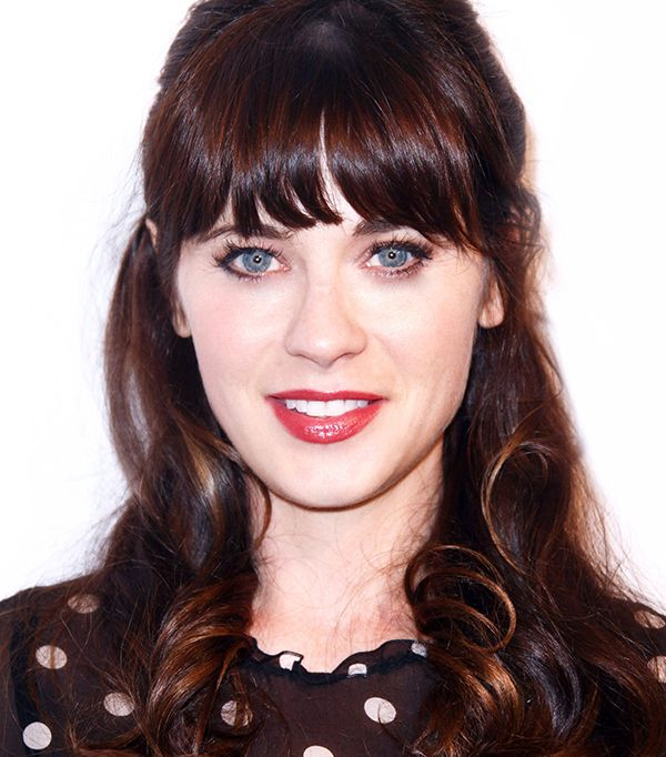 Zooey Deschanel's Must-See Spring Shopping List