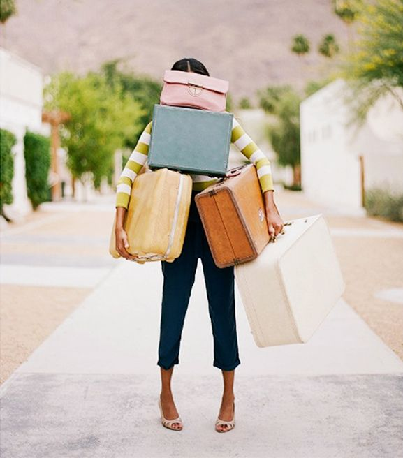 What items should I pack for a work trip?