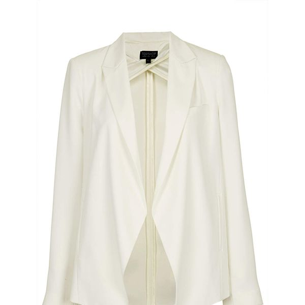Topshop Tailored Blazer with Pocket