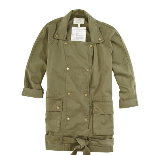 Current/ Elliot The Infantry Jacket