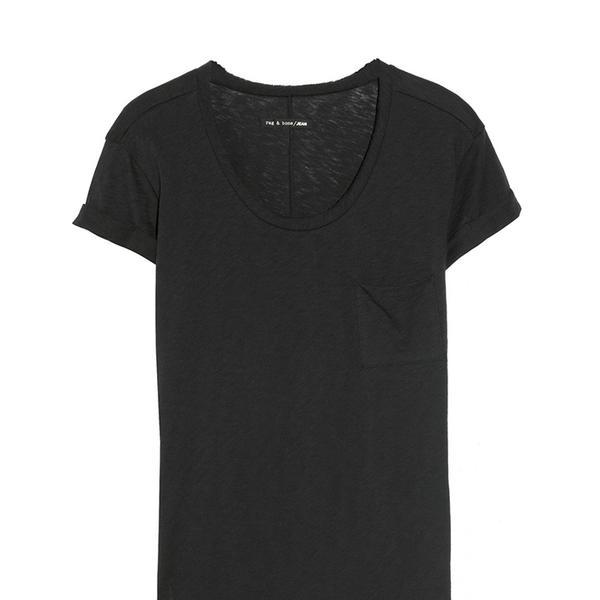 Rag & Bone The Pocket Tee Jersey T-Shirt