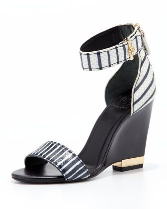 Tory Burch Carolyn Wedges