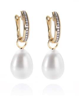 Annoushka Pearl Drop Earrings