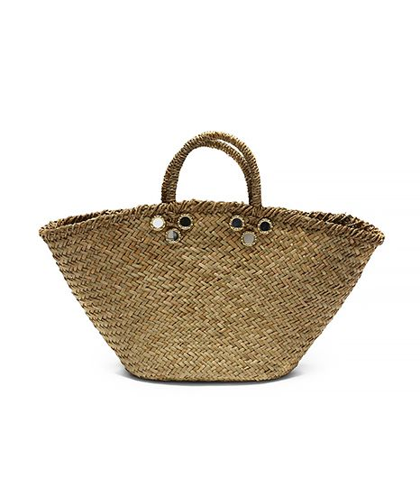 Cllub Monaco Mayle Sea Grass Basket
