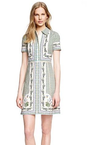 Tory Burch Talia Dress