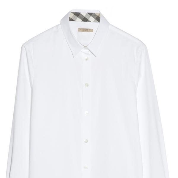 Burberry Brit Stretch-Cotton Shirt