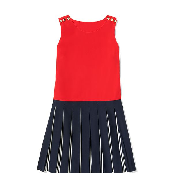 To Tommy From Zooey Tennis Dress
