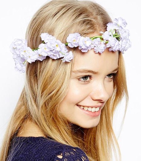 ASOS Blossom Flower Hair Crown