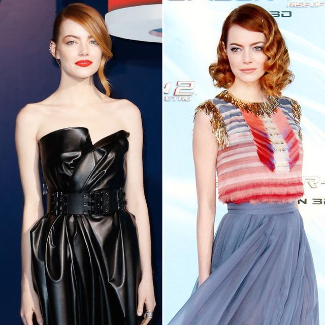 Emma Stone's Stylish Spider-Man Press Tour--See Her Best Looks