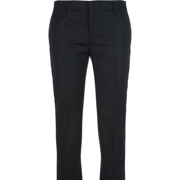 Saint Laurent Straight Leg Trousers