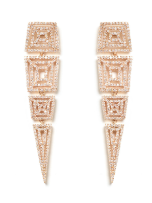 Maiyet Open Machu Picchu Earrings
