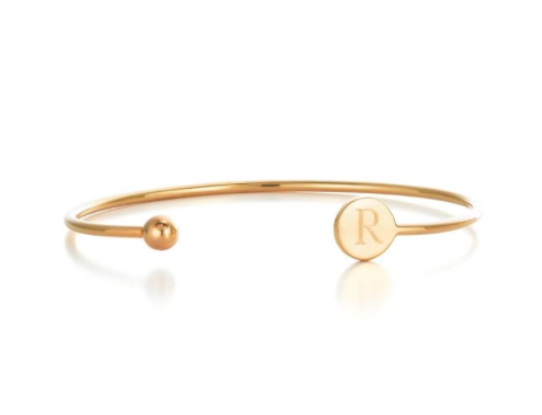 Sarah Chloe Elle Bangle-Round