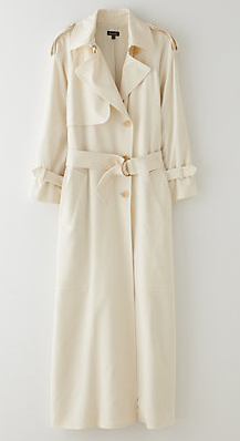 Steven Alan Oversized Trench Coat