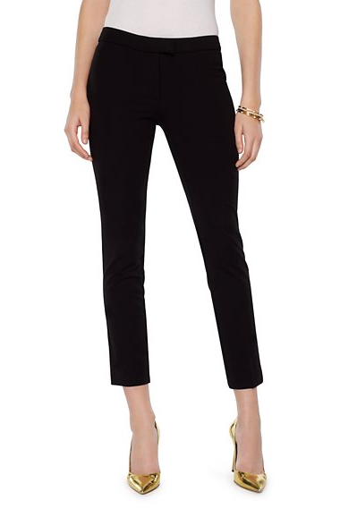 Juicy Couture Ponte Crop Pant