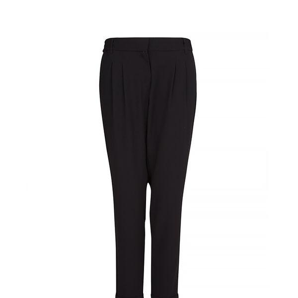 Mango Cupro Baggy Trousers