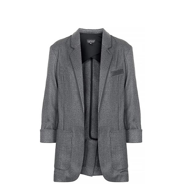 Topshop Mensey Throw On Jacket