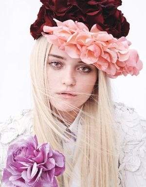 Sky Ferreira For Teen Vogue May 2014