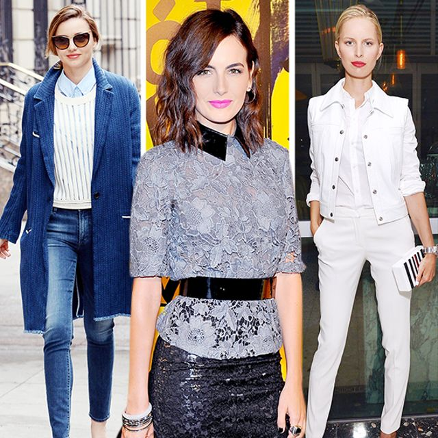 10 Celebrity-Inspired Styling Tips For A More Fashionable Spring