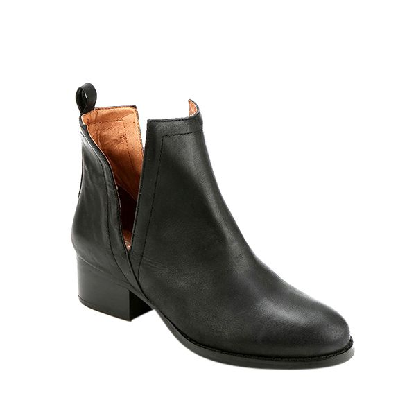 Jeffrey Campbell Orily Cutout Ankle Boots