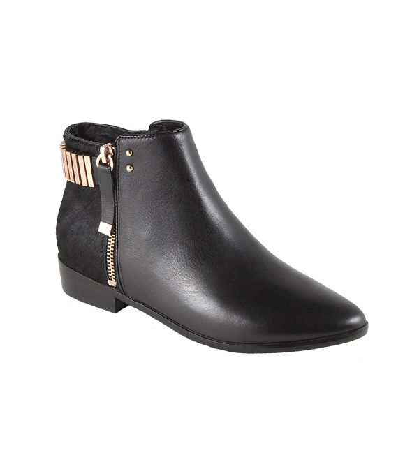 Yosi Samra Kate Ponyhair with Belt Straps ($191) in Black