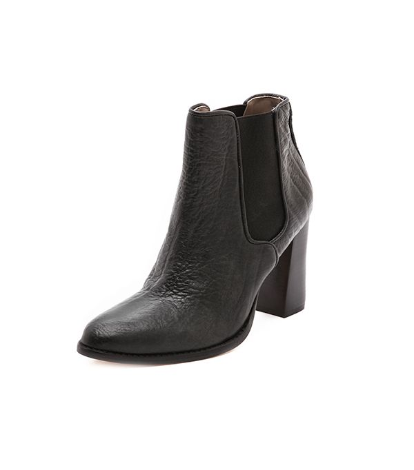Zimmermann Ankle Booties ($495) in Black