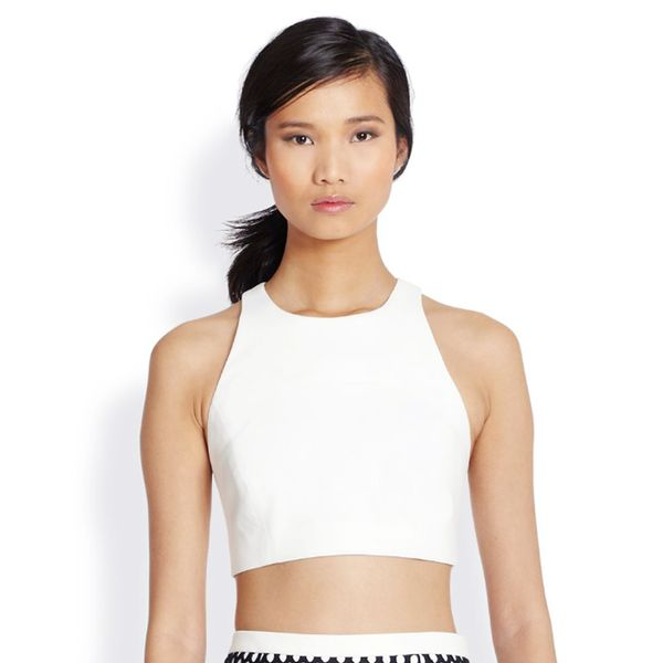 Elizabeth and James Upton Crop Top