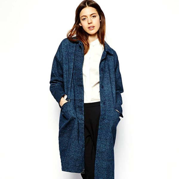 ASOS Denim Duster Coat