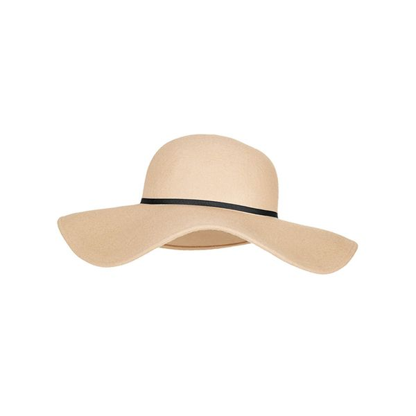 Topshop Wool Floppy Hat