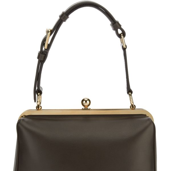 Dolce & Gabbana Large Agagta Shoulder Bag
